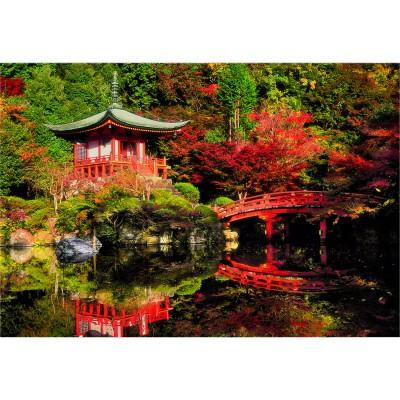 Educa-15529 Japon : Kyoto : Temple Daigo-Ji