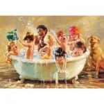 Educa-15798 Corrine Hartley - Bubble Babies