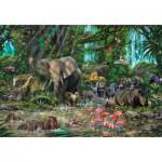 Educa-16013 Jungle Africaine