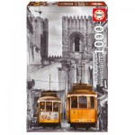 Educa-16763 Pièces Mini - The Alfama District, Lisbon
