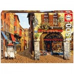 Educa-16770 Salumeria, Viktor Shvaiko - Colors of Italy