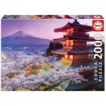 Educa-16775 Mount Fuji, Japon