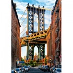 Educa-17100 Manhattan Bridge, New York