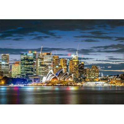 Educa-17106 Sydney City Twilight