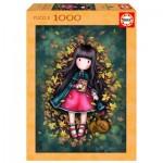 Educa-17114 Gorjuss - Autumn Leaves