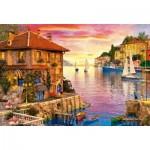 Educa-17135 Dominic Davison - The Mediterranean Harbour