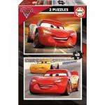 Educa-17177 2 Puzzles - Cars