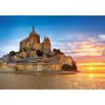 Educa-17665 Mont Saint-Michel, France