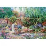 Educa-17981 Pièces XXL - Votre Jardin