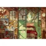 Educa-18005 Old Garage