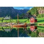 Educa-18006 Bateau Viking