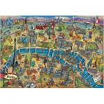 Educa-18452 City Maps - Paris
