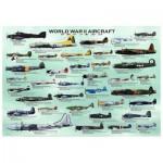Eurographics-6000-0075 Avions de la Seconde Guerre Mondiale
