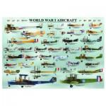 Eurographics-6000-0087 Les avions de la 1ère guerre mondiale