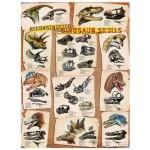 Eurographics-6000-0096 Reconstitution de crânes de Dinosaures