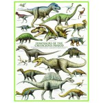 Eurographics-6000-0098 Les Dinosaures - Période du Crétacé