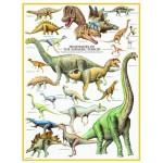Eurographics-6000-0099 Les Dinosaures - Période du Jurassique