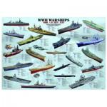 Eurographics-6000-0133 Navires de guerre WWII