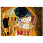 Eurographics-6000-0142 Gustav Klimt : Le baiser (détail)