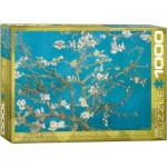 Eurographics-6000-0153 Van Gogh : Branche d'amandier en fleurs