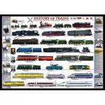 Eurographics-6000-0251 Histoire des trains