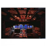 Eurographics-6000-0265 Cockpit de la navette spatiale Columbia NASA