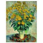 Eurographics-6000-0319 Claude Monet - Jérusalem Fleurs d'artichaut