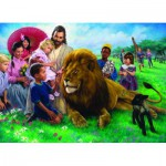 Eurographics-6000-0345 Nathan Greene : Le Lion et l'Agneau