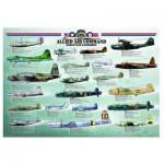 Eurographics-6000-0378 Alliés Bombardiers - Seconde Guerre mondiale