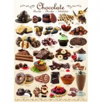 Eurographics-6000-0411 Sweet Line - Chocolate
