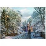 Eurographics-6000-0425 Davison - Promenade de Noël en Nouvelle-Angleterre