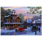 Eurographics-6000-0427 Dominic Davison - Retour à la maison en voiture pour Noël