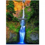 Eurographics-6000-0546 Chutes de Multnomah - Oregon