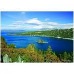 Eurographics-6000-0549 Lac Tahoe - Baie d'émeraude Californie