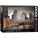 Eurographics-6000-0658 Chicago - Michigan Avenue