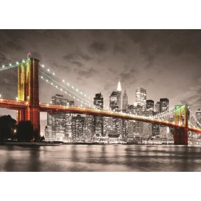 Eurographics-6000-0662 New York City Brooklyn Bridge