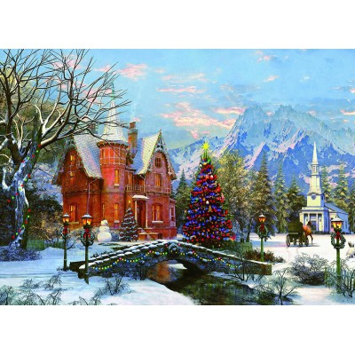 Eurographics-6000-0669 Dominic Davison : Holiday Lights