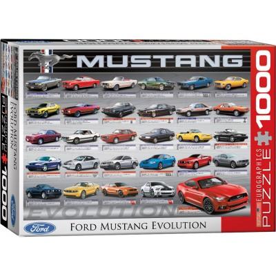 Eurographics-6000-0684 Ford Mustang Evolution