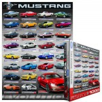 Eurographics-6000-0698 Ford Mustang Evolution 50th Anniversary