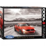 Eurographics-6000-0702 2015 Ford Mustang GT Fifty Years of Power