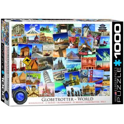 Eurographics-6000-0751 World Globetrotter