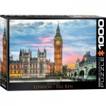 Eurographics-6000-0764 London - Big Ben