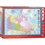 Eurographics-6000-0781 Carte du Canada