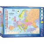 Eurographics-6000-0789 Carte d'Europe