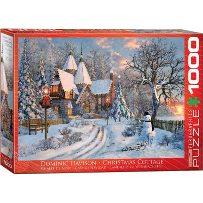 Eurographics-6000-0790 Dominic Davison : Christmas Cottage
