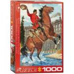 Eurographics-6000-0791 Royal Canadian Mounted Police