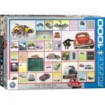 Eurographics-6000-0800 VW Beetle - La Coccinelle