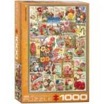 Eurographics-6000-0806 Catalogues de Graines de Fleurs