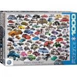 Eurographics-6000-0815 VW Beetle - Quelle est votre Coccinelle ?