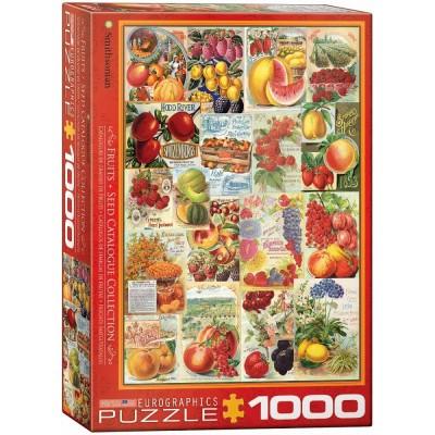 Eurographics-6000-0818 Catalogue des Semences de Fruits